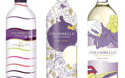 50 000 bouteilles de vin à l'étiquette unique