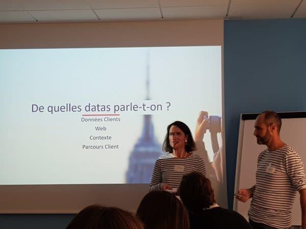 De quelles datas parle-t-on ? Données clients, web, contexte, parcours client