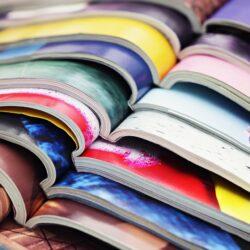 Un magazine entièrement personnalisé...