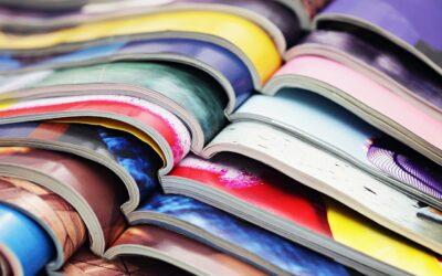 Un magazine entièrement personnalisé…