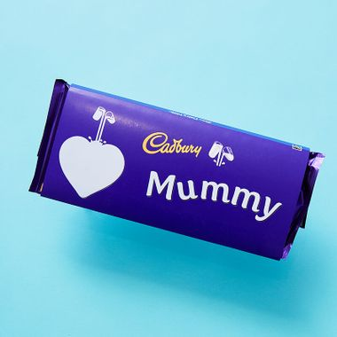 cadbury-packaging personnalise mummy with love