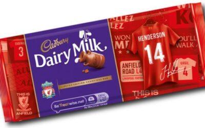 Packaging personnalisé et connecté : Cadbury et son Dairy Milk continuent à surprendre !